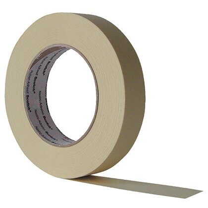 Ruban de masquage universel 60°C Largeur: 38 mm  x  largeur: 50 m - (407.038.060)